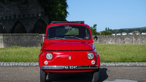 1965 Fiat 500 For Sale (picture 5 of 156)