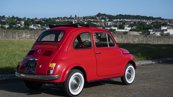 1965 Fiat 500 For Sale (picture 15 of 156)