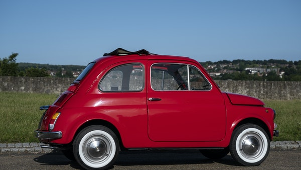 1965 Fiat 500 For Sale (picture 16 of 156)