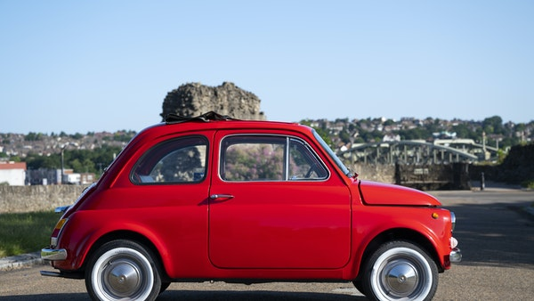 1965 Fiat 500 For Sale (picture 17 of 156)