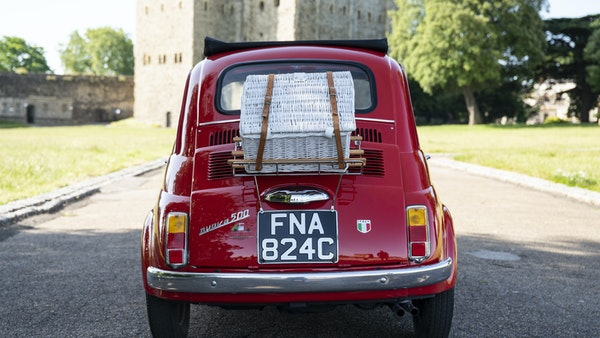 1965 Fiat 500 For Sale (picture 26 of 156)