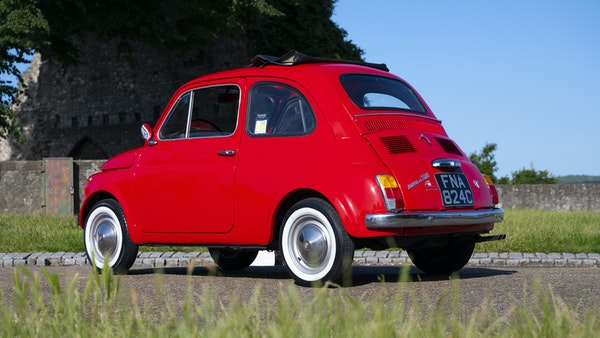 1965 Fiat 500 For Sale (picture 25 of 156)