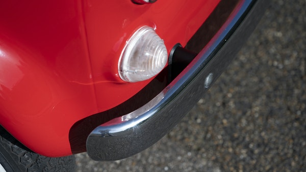 1965 Fiat 500 For Sale (picture 107 of 156)