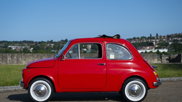 1965 Fiat 500 For Sale (picture 9 of 156)