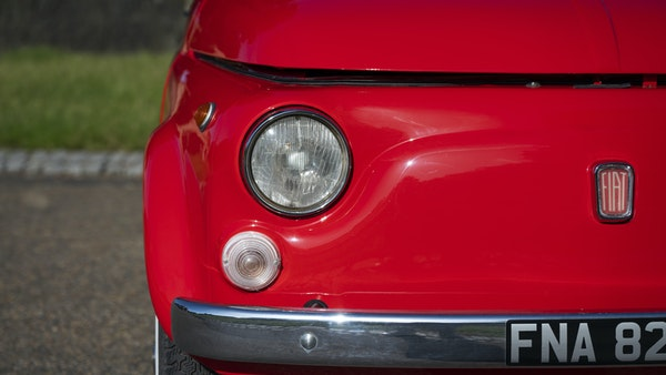 1965 Fiat 500 For Sale (picture 93 of 156)