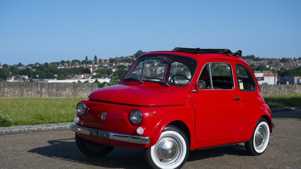 1965 Fiat 500 For Sale (picture 21 of 156)