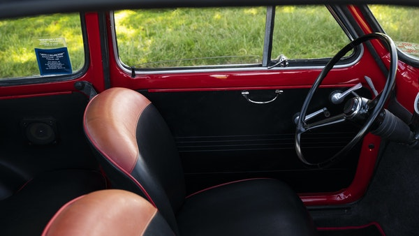 1965 Fiat 500 For Sale (picture 32 of 156)