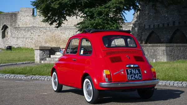 1965 Fiat 500 For Sale (picture 11 of 156)