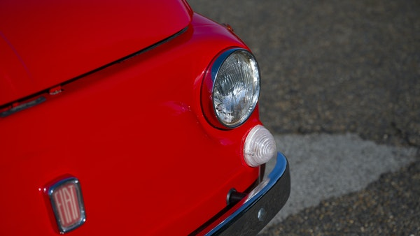 1965 Fiat 500 For Sale (picture 94 of 156)