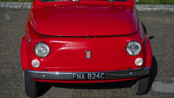 1965 Fiat 500 For Sale (picture 92 of 156)