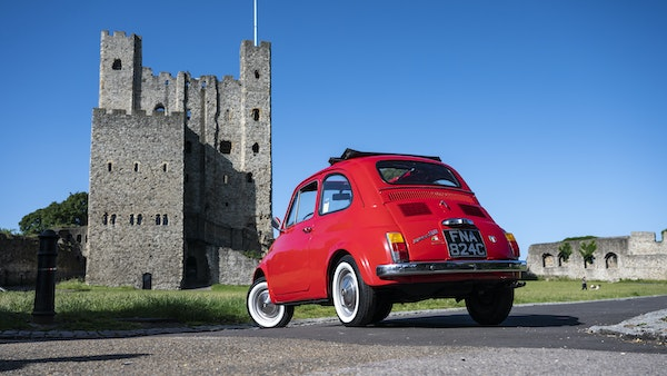 1965 Fiat 500 For Sale (picture 23 of 156)