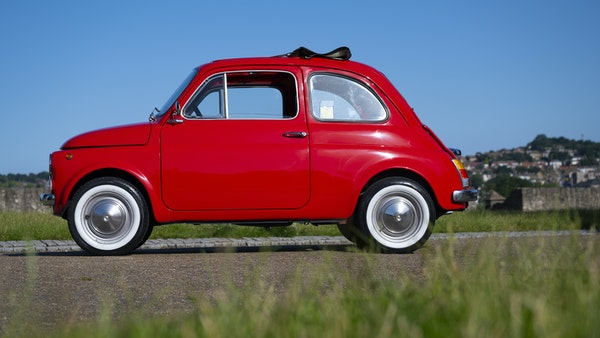 1965 Fiat 500 For Sale (picture 24 of 156)