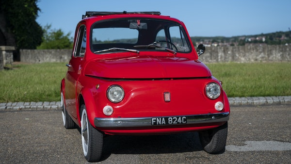 1965 Fiat 500 For Sale (picture 4 of 156)