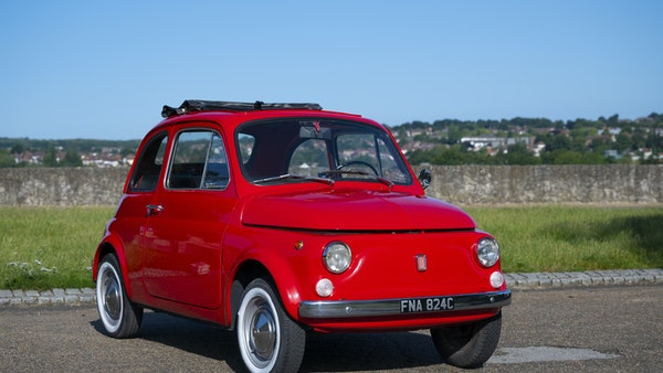 1965 Fiat 500 For Sale (picture 3 of 156)
