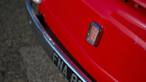 1965 Fiat 500 For Sale (picture 96 of 156)