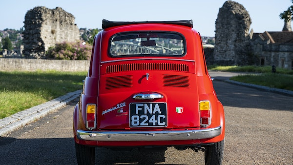 1965 Fiat 500 For Sale (picture 12 of 156)