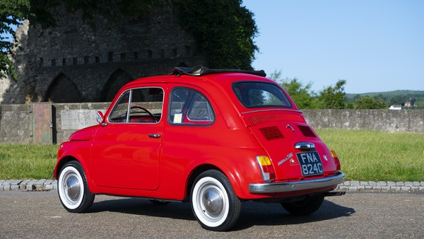 1965 Fiat 500 For Sale (picture 10 of 156)