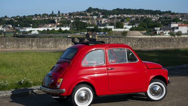 1965 Fiat 500 For Sale (picture 27 of 156)