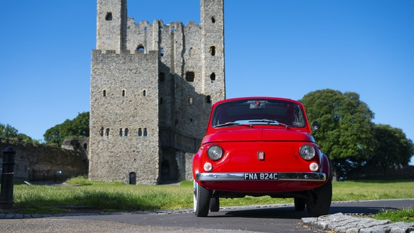 1965 Fiat 500 For Sale (picture 22 of 156)