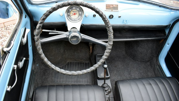 1967 Fiat 500F Berlina For Sale (picture 23 of 70)