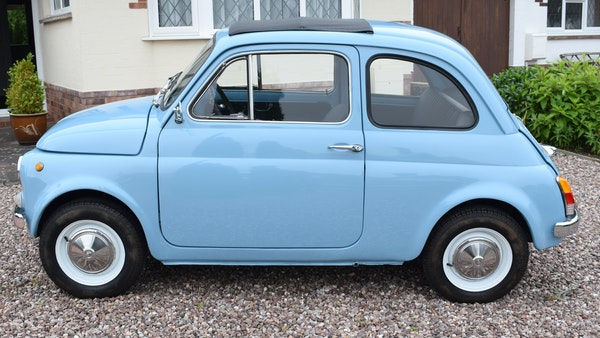 1967 Fiat 500F Berlina For Sale (picture 5 of 70)