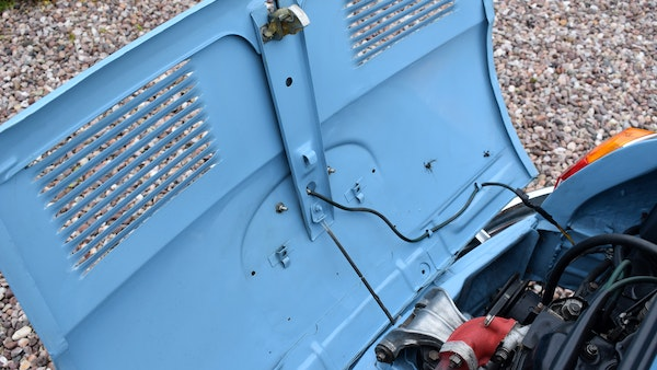 1967 Fiat 500F Berlina For Sale (picture 46 of 70)