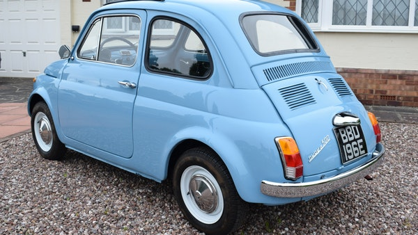 1967 Fiat 500F Berlina For Sale (picture 9 of 70)