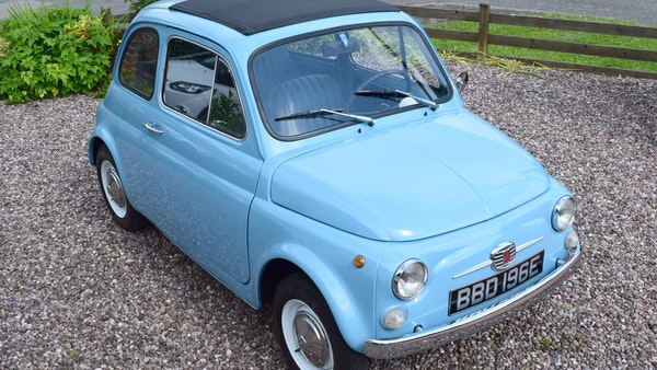 1967 Fiat 500F Berlina For Sale (picture 13 of 70)