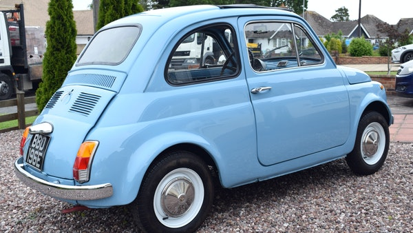 1967 Fiat 500F Berlina For Sale (picture 8 of 70)