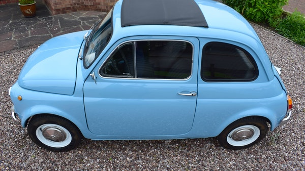 1967 Fiat 500F Berlina For Sale (picture 11 of 70)