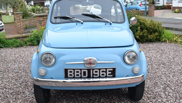 1967 Fiat 500F Berlina For Sale (picture 7 of 70)