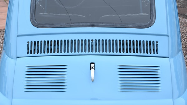 1967 Fiat 500F Berlina For Sale (picture 57 of 70)