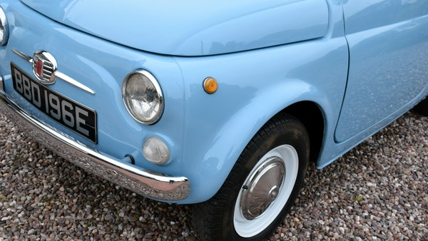 1967 Fiat 500F Berlina For Sale (picture 50 of 70)