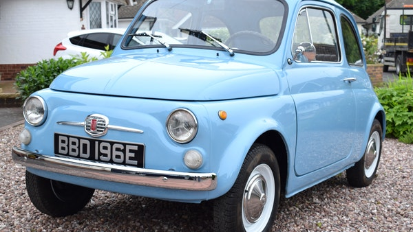 1967 Fiat 500F Berlina For Sale (picture 4 of 70)