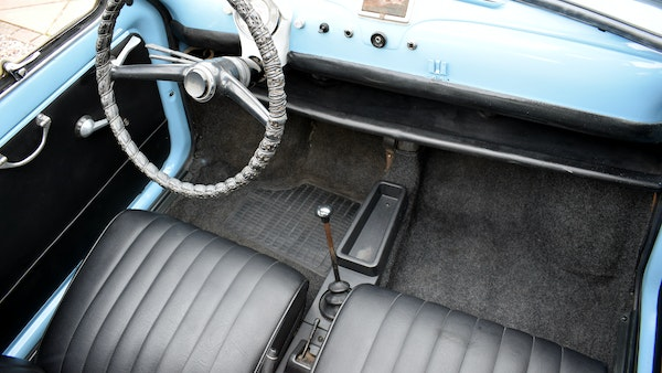 1967 Fiat 500F Berlina For Sale (picture 24 of 70)