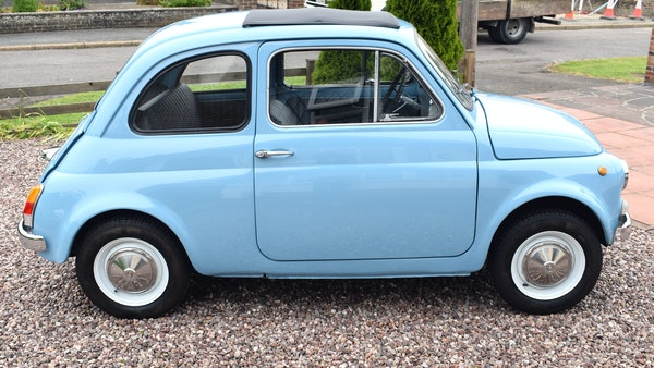 1967 Fiat 500F Berlina For Sale (picture 6 of 70)