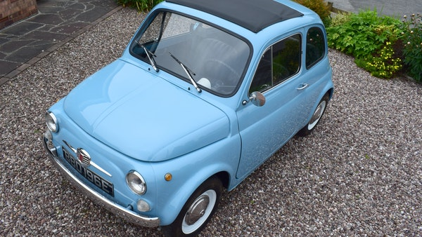 1967 Fiat 500F Berlina For Sale (picture 14 of 70)