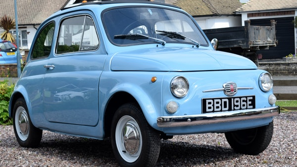 1967 Fiat 500F Berlina For Sale (picture 1 of 70)