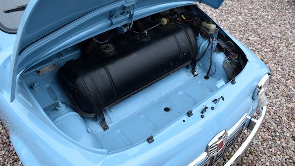 1967 Fiat 500F Berlina For Sale (picture 39 of 70)