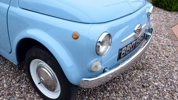 1967 Fiat 500F Berlina For Sale (picture 49 of 70)