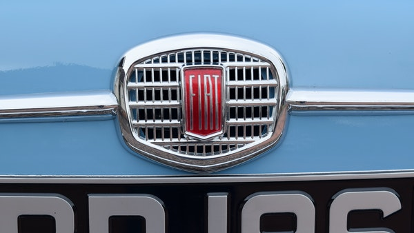 1967 Fiat 500F Berlina For Sale (picture 51 of 70)