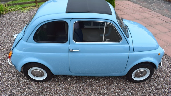 1967 Fiat 500F Berlina For Sale (picture 12 of 70)