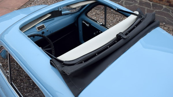 1967 Fiat 500F Berlina For Sale (picture 37 of 70)