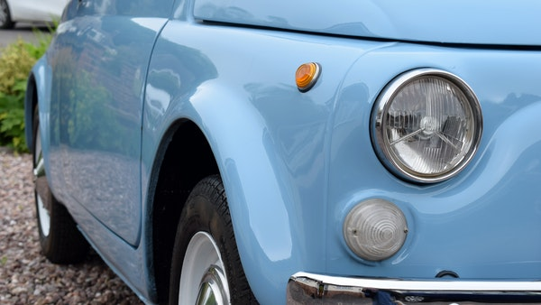 1967 Fiat 500F Berlina For Sale (picture 54 of 70)