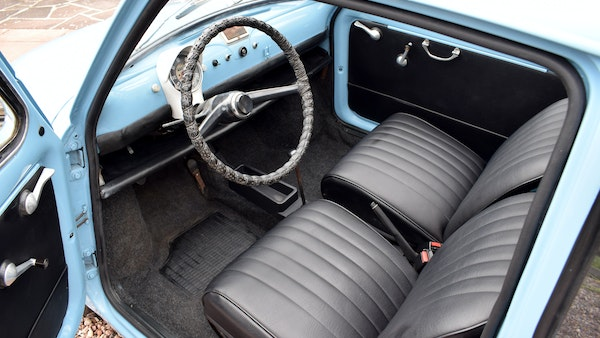 1967 Fiat 500F Berlina For Sale (picture 19 of 70)