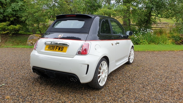 RESERVE LOWERED - 2011 Abarth 500C Esseesse For Sale (picture 12 of 93)