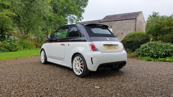 RESERVE LOWERED - 2011 Abarth 500C Esseesse For Sale (picture 15 of 93)
