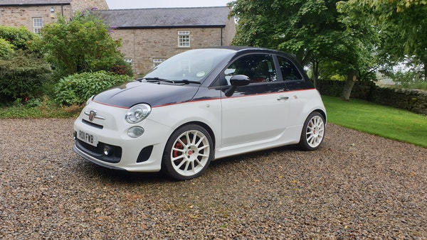 RESERVE LOWERED - 2011 Abarth 500C Esseesse For Sale (picture 4 of 93)