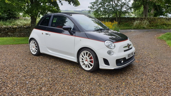 RESERVE LOWERED - 2011 Abarth 500C Esseesse For Sale (picture 1 of 93)