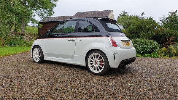 RESERVE LOWERED - 2011 Abarth 500C Esseesse For Sale (picture 14 of 93)